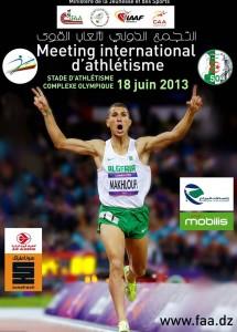 Algiers meet (Algeria) 18/06/2013