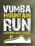 Semi-marathon Old Mutual Vumba Mountain, hôtel Leopard Rock (Zimbabwe)  8/11/2014