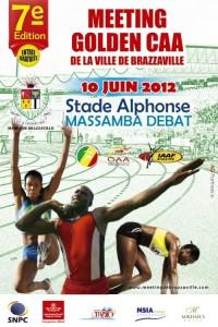 Brazzaville CAA meet (Congo) 10/06/2012
