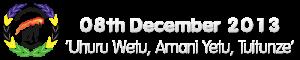 1er marathon Uhuru, Dar Es Salaam (Tanzanie) 8/12/2013