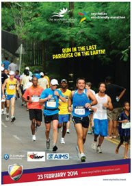 Seychelles Eco-Friendly Marathon 23/02/2014