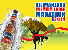 Kilimanjaro marathon, Moshi (Tanzania) 2/03/2014
