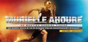 Gabriel Tiacoh meet, Abidjan (Ivory Coast) 26/04/2014
