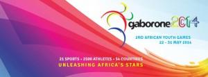 2nd African Youth Games, Gaborone (Botswana) 28-31/05/2014