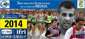 Bejaia half-marathon, (Algeria) 2/05/2014