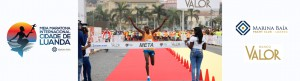 2nd Luanda International Half-Marathon (Angola) 7/09/2014