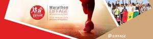 Marathon Eiffage de l'Autoroute de Dakar (Senegal) 14/02/2016