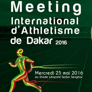 Meeting international de Dakar (Sénégal) 25/05/2016