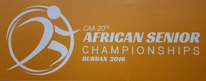 African Championships, Durban (South Africa) 22-26/06/2016