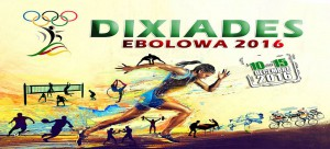 5e Jeux Nationaux du Cameroun – Dixiades, Ebolowa 11-14/12/2016
