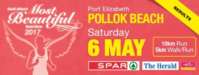 10km challenge féminin Spar, Port Elizabeth (Afrique du Sud) 6/05/2017