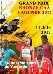 Meeting CAA de Yaoundé (Cameroun) 11/06/2017