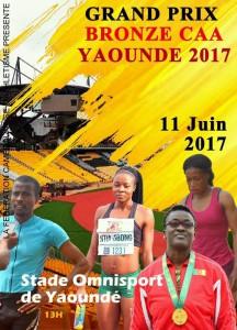 Yaounde CAA meet (Cameroon) 11/06/2017
