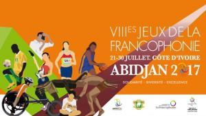 Jeux de la Francophonie, Abidjan (Côte d'Ivoire) 23-27/07/2017