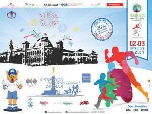 Antanarivo marathon and 10km (Madagascar) 3/12/2017