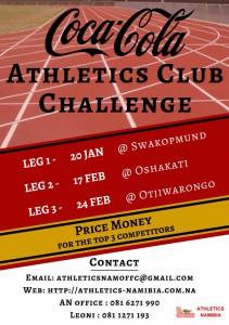 Coca-Cola club challenge leg 1, Swakopmund (Namibia) 20/01/2018