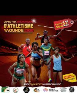Yaounde CAA Grand Prix (Cameroon) 17/10/2020