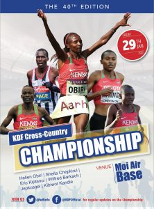Kenya Defense Forces cross-country championships, Laipikia Air Base 29/01/2021
