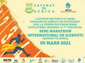 Djibouti international half-marathon 5/03/2021