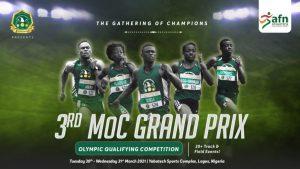 3rd MoC Grand Prix, Lagos (Nigeria) 30-31/03/2021